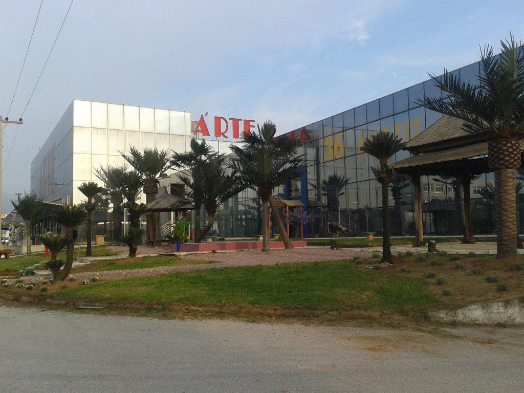 Arte Spacegreen Showroom – Θεσσαλονίκη