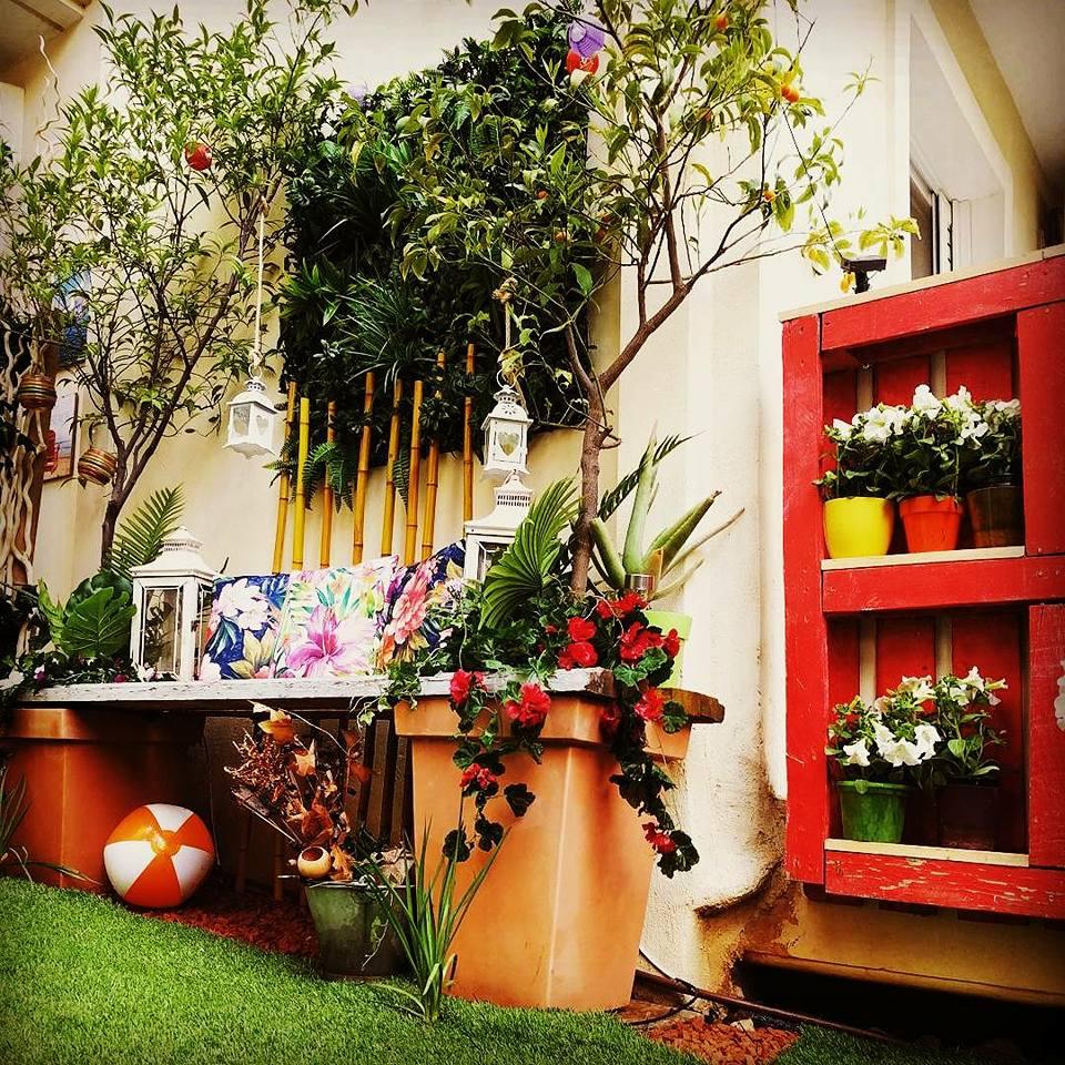 Αστικοί κήποι