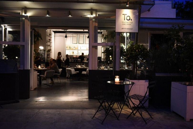 Testaccio Italian Restaurant – Βουλιαγμένη